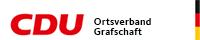 CDU-Ortsverband Grafschaft Sticky Logo